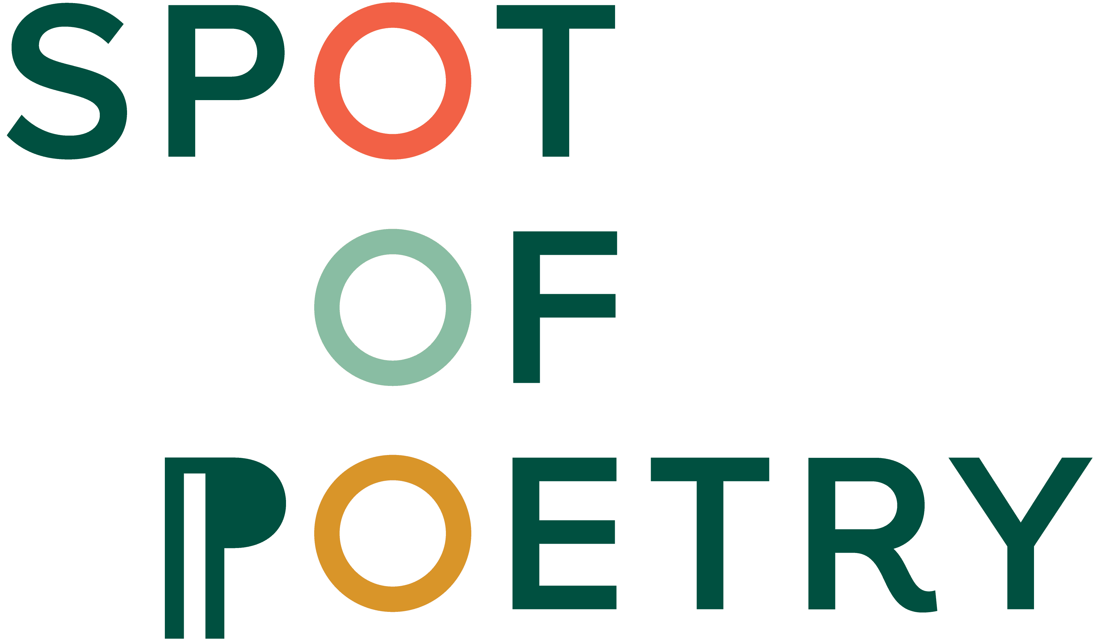 Spot of Poetry Logo