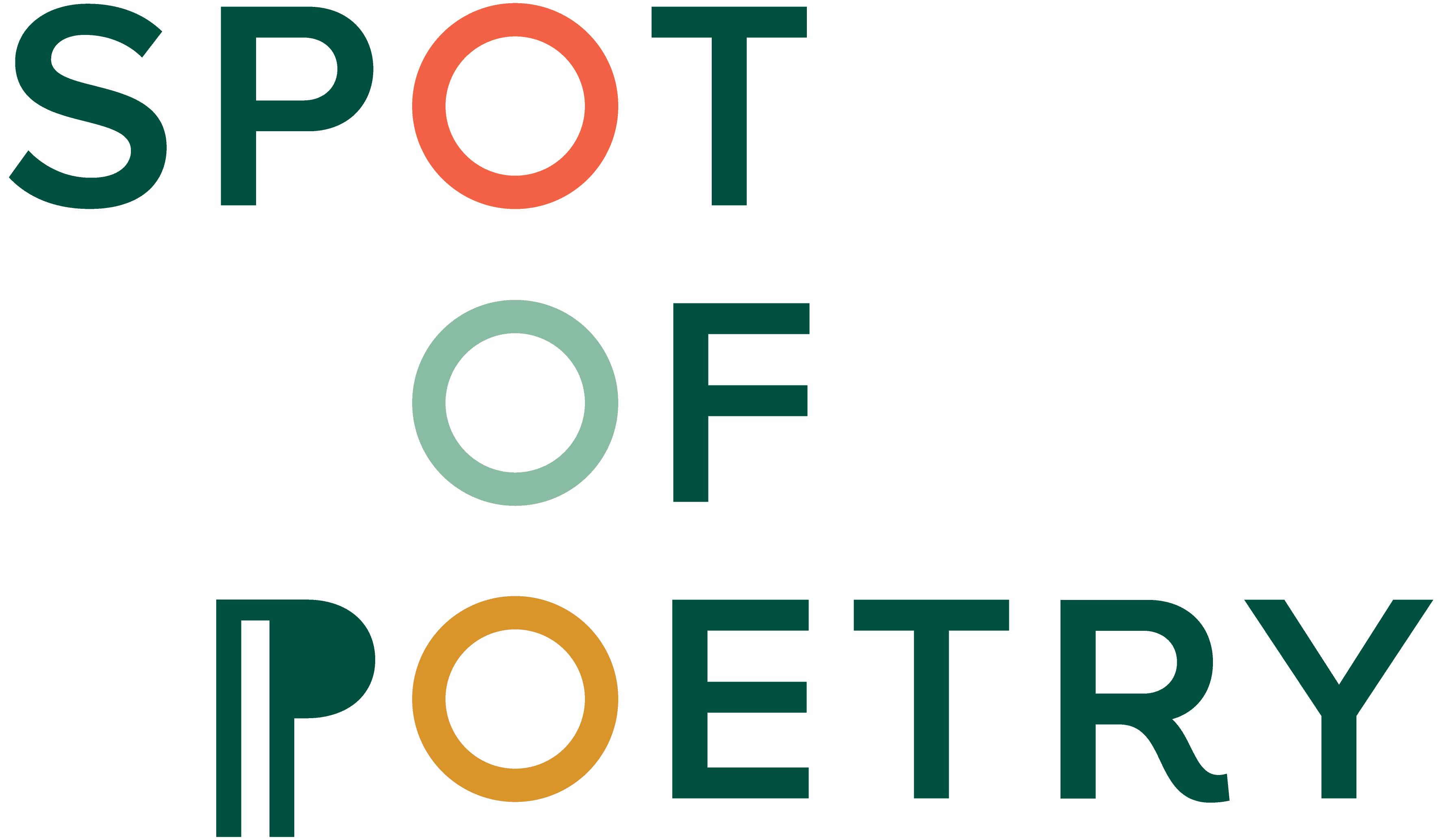 Spot of Poetry Logo