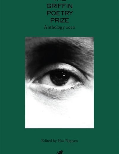 Griffin Poetry Prize Anthology 2020