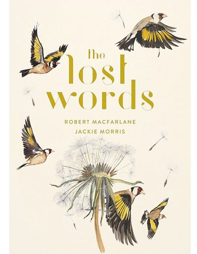 Robert Macfarlane - The Lost Words