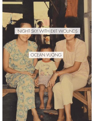 Ocean Vuong - Night Sky with Exit Wounds