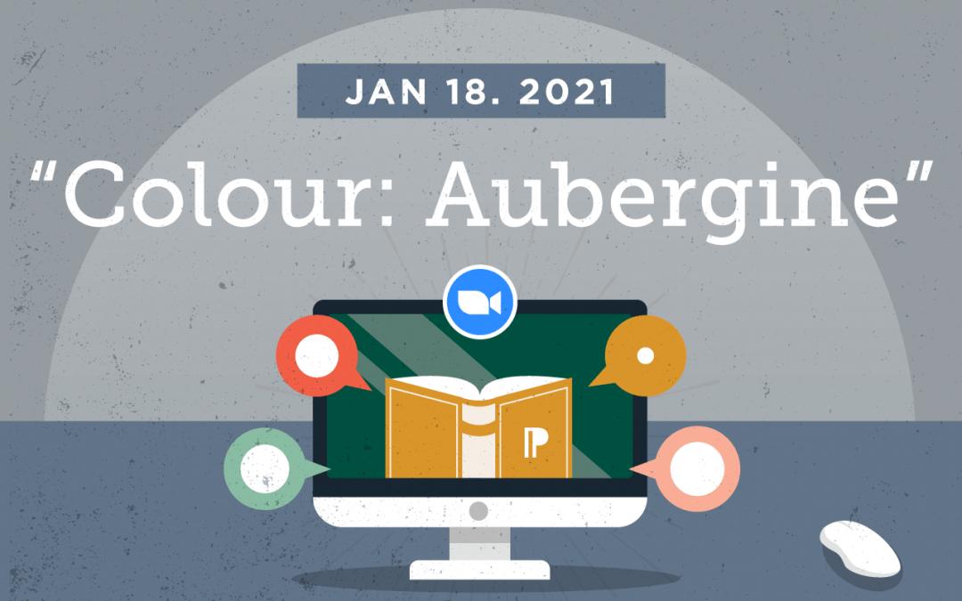 012: Colour: Aubergine