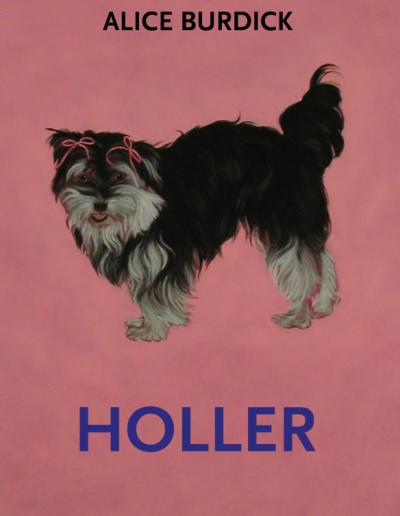 Holler by Alice Burdick