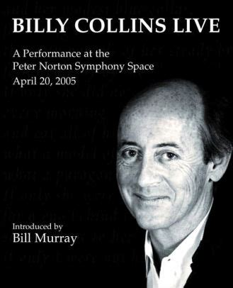 Billy Collins Live (Audio CD) by Billy Collins