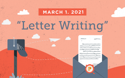 018: Letter Writing