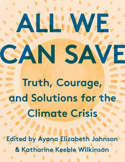 All We Can Save Edited by A. E. Johnson & K. K Wilkinson