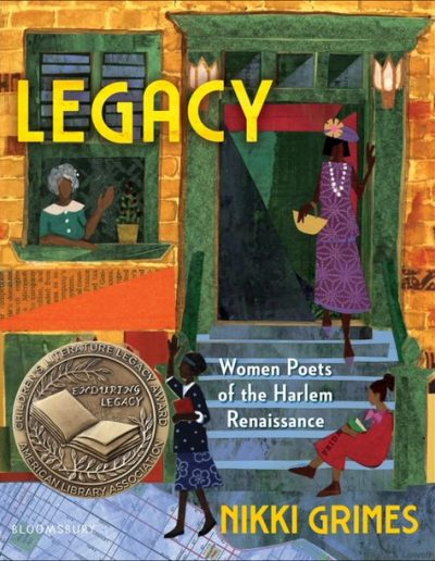 Legacy Women by Nikki Grimes