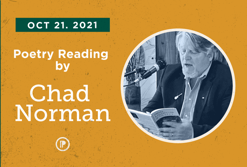 Chad Norman Poetry Reading